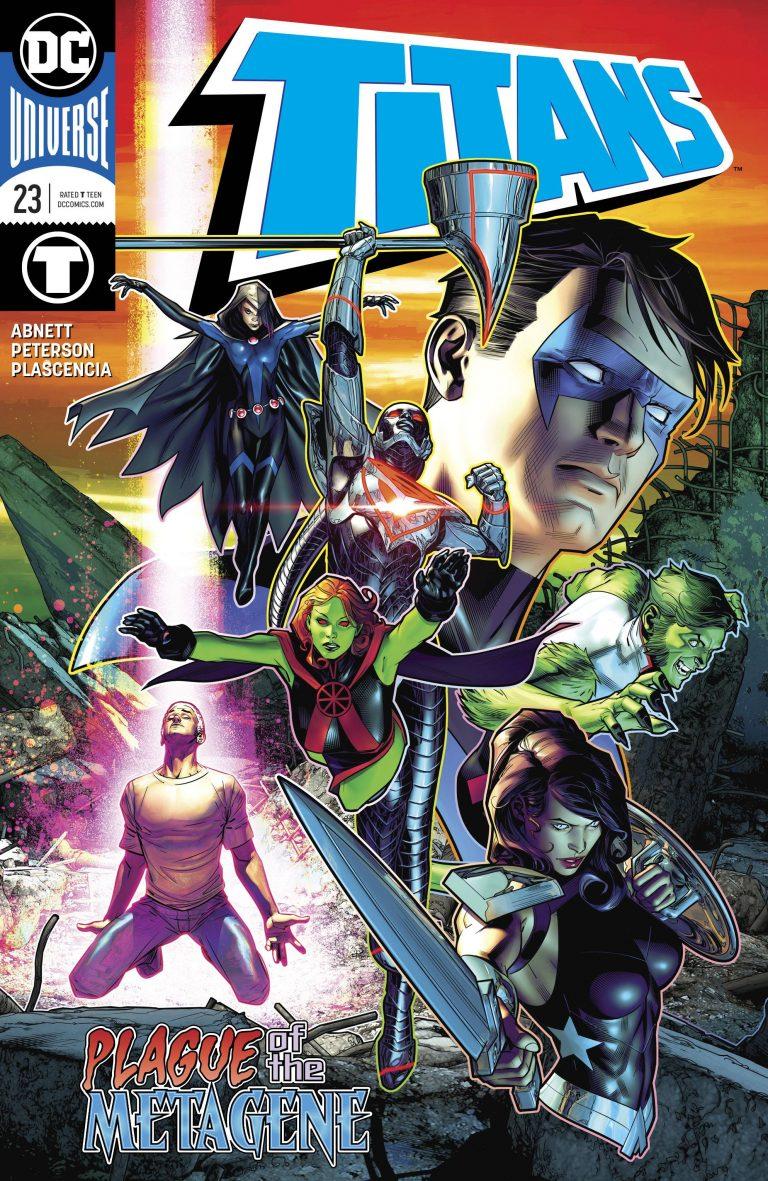Titans #23 (2018)