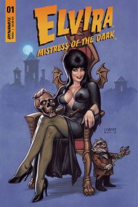 Elvira, Mistress Of Dark #1 (2018)