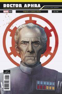 Star Wars: Doctor Aphra #22 (2018)