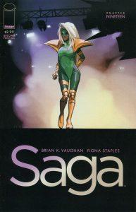 Saga #19 (2014)