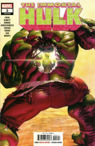 The Immortal Hulk #3 (2018)