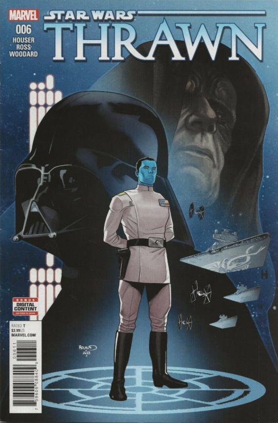 Star Wars: Thrawn #6 (2018)