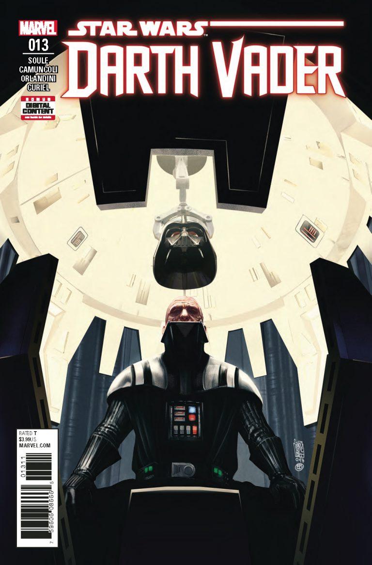 Star Wars Darth Vader #13 (2018)