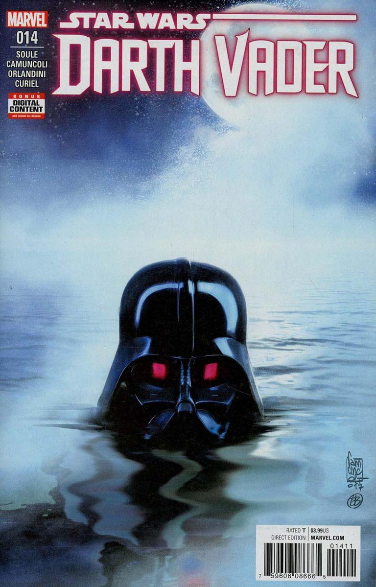 Star Wars Darth Vader #14 (2018)