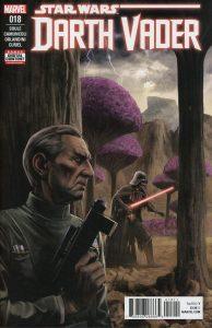 Star Wars Darth Vader #18 (2018)