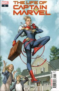 The Life Of Captain Marvel #1 (2018)