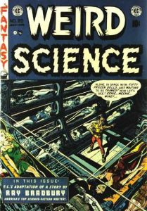 Weird Science #20 (1953)