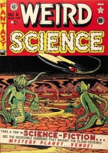Weird Science #6 (1950)