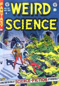 Weird Science #22 (1953)