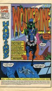 Wolverine Halloween Special Edition #[nn] (1993)