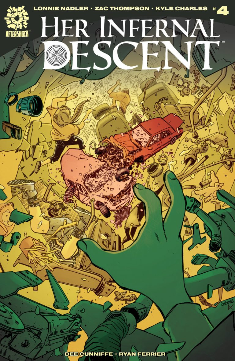 Her Infernal Descent #4 (2018)