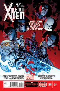 All-New X-Men #11 (2013)