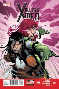 All-New X-Men #21 (2014)