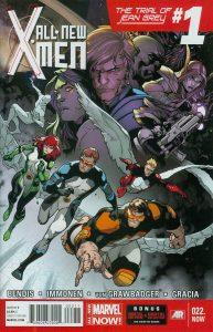 All-New X-Men #22 (2014)