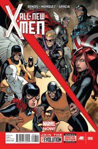 All-New X-Men #8 (2013)