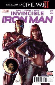 Invincible Iron Man #7 (2016)