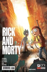 Rick and Morty #16 (2016)