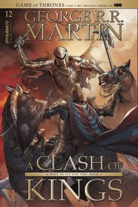 George R.R. Martin's A Clash of Kings #12 (2018)