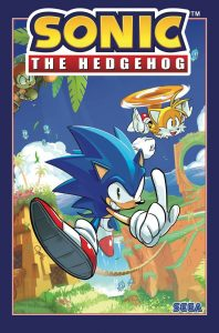 Sonic The Hedgehog Volume 1: Fallout! #1 (2018)