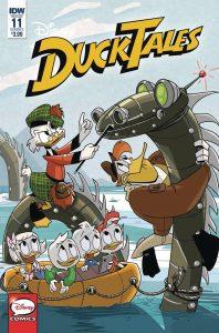DuckTales #11 (2018)