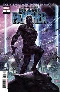 Black Panther #3 (2018)