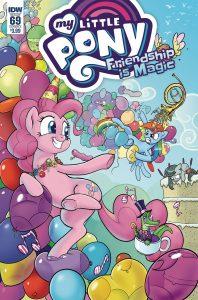 My Little Pony: Friendship Is Magic #69 (2018)