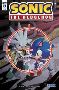 Sonic The Hedgehog #8 (2018)