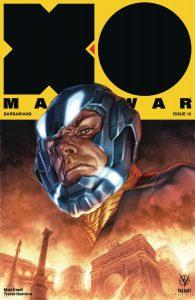 X-O Manowar #18 (2018)
