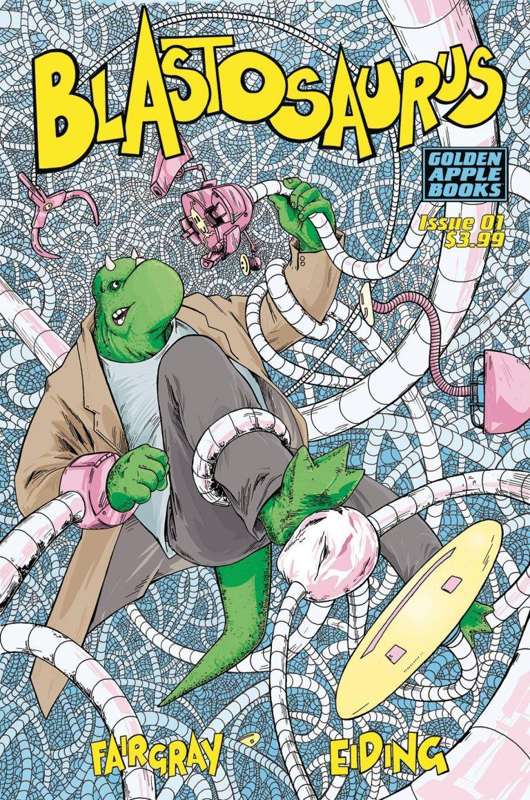 Blastosaurus #1 (2018)