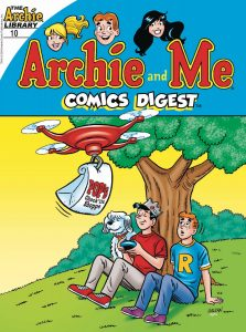 Archie and Me Comics Digest #10 (2018)