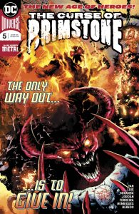 Curse Of The Brimstone #5 (2018)