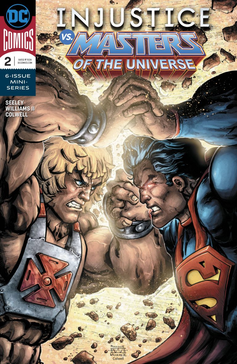 Injustice vs Masters of the Universe #2 (2018)