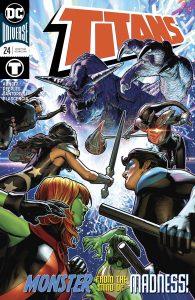 Titans #24 (2018)