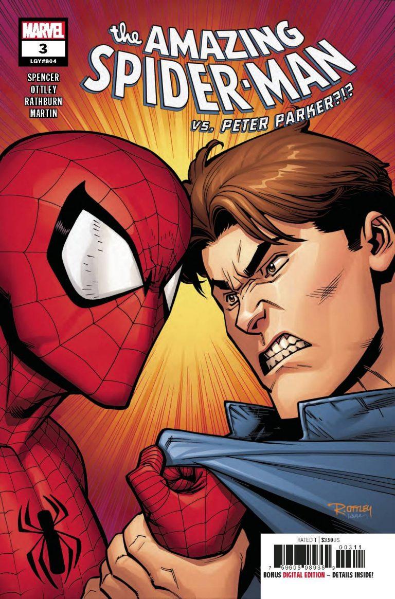 The Amazing Spider-Man #3 (2018)