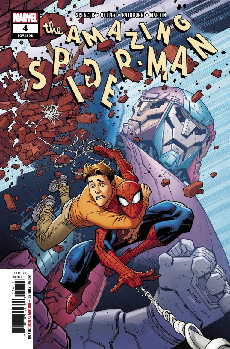 The Amazing Spider-Man #4 (2018)
