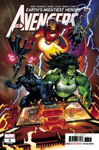 Avengers: Earth's Mightiest Heroes #6 (2018)