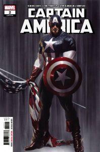 Captain America #2 (2018)