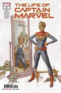 The Life Of Captain Marvel #2 (2018)