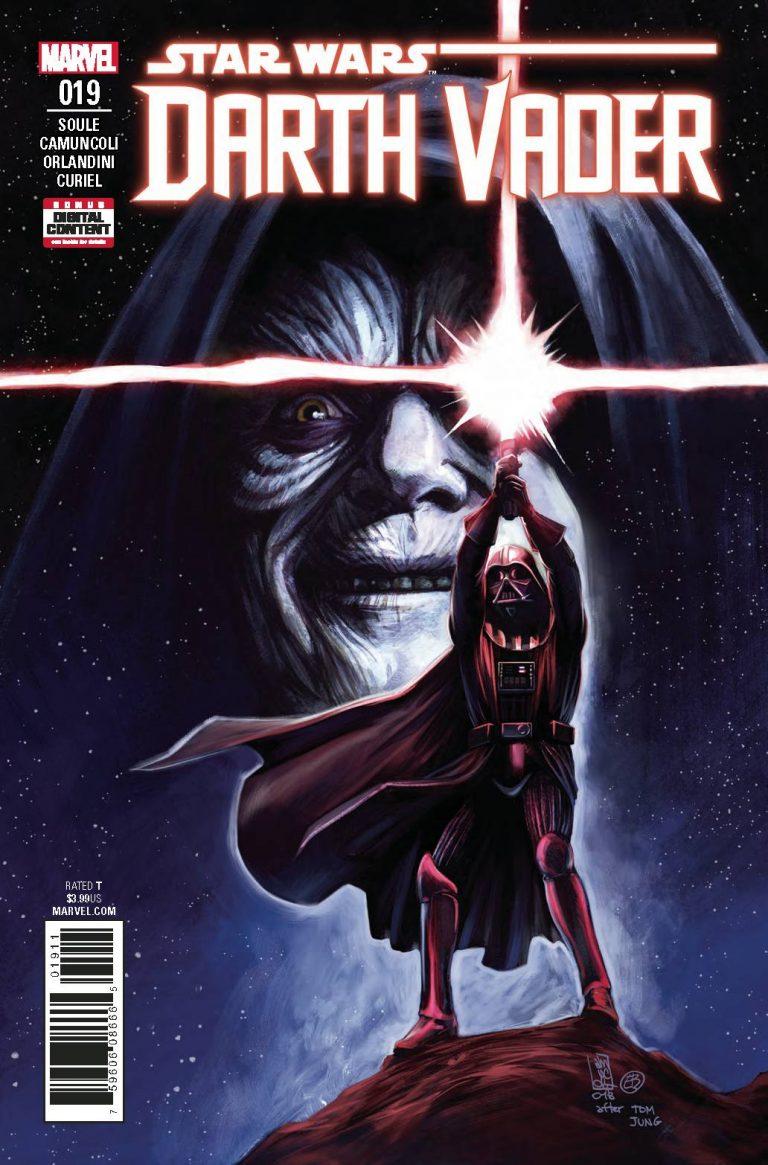 Star Wars Darth Vader #19 (2018)
