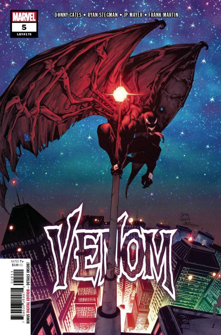 Venom #5 (2018)