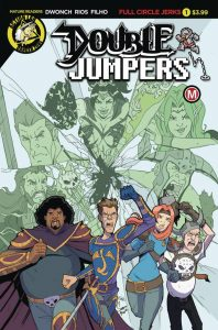 Double Jumpers: Full Circle Jerks #1 (2018)