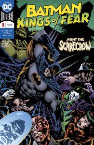 Batman: Kings Of Fear #1 (2018)