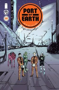 Port of Earth #8 (2018)