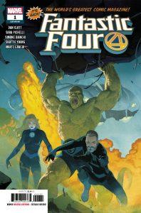 Fantastic Four #1 (2018)