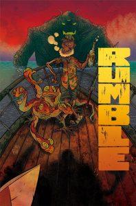 Rumble #6 (2018)
