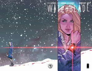 Witchblade #7 (2018)