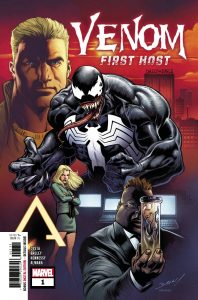Venom: First Host #1 (2018)