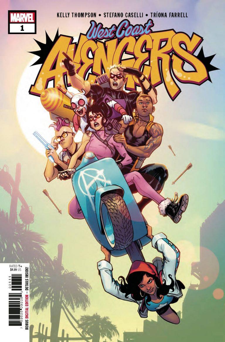 West Coast Avengers #1 (2018)