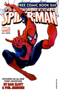 Amazing Spider-Man Free Comic Book Day 2007 (Swing Shift) #1 (2007)