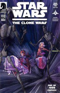 Star Wars The Clone Wars #1 (2008)
